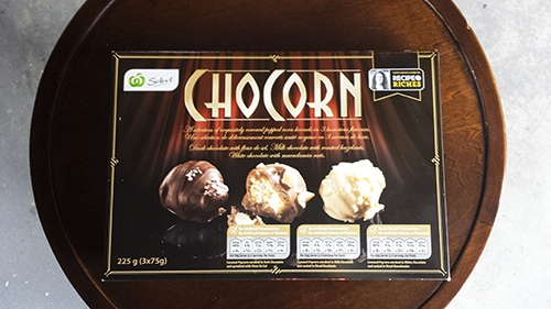 Chocorn outer
