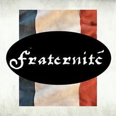 Fraternite logo round 2