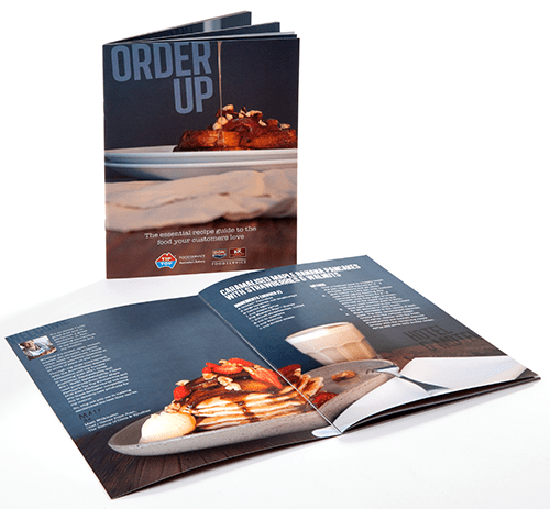 Tip Top Order Up Cookbook