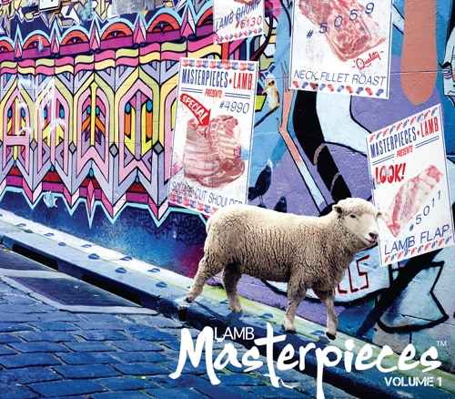 MLA Lamb masterpieces Feature front cover