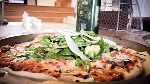 Recipe To Riches Pizza