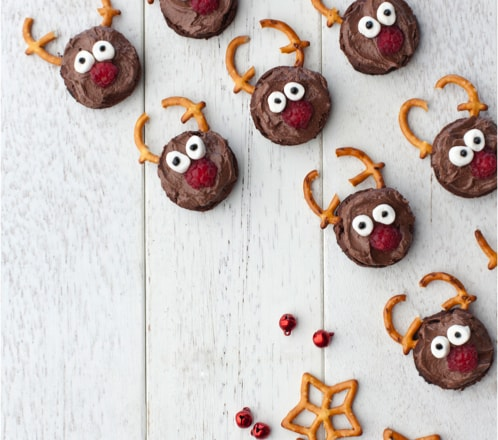 Rudolph Brownies