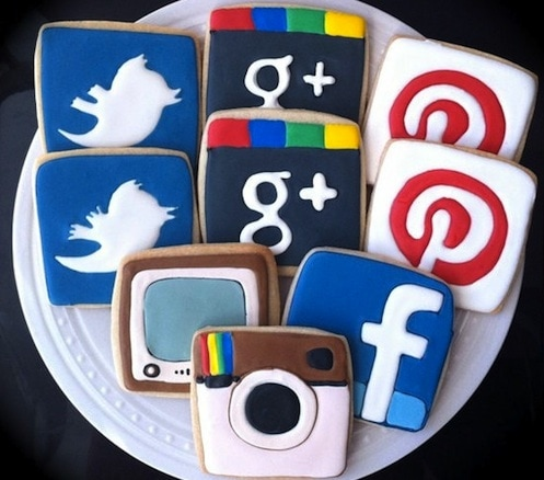 Foodservice Social Media