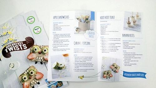MeadowLea Spreads Brochure