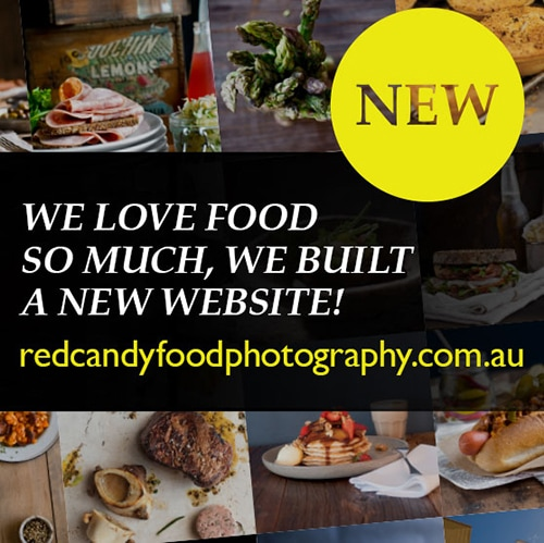 Red Candy Food Photography